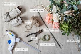 How To Make Bridal Bouquet How To Make Wedding Bouquets Great Step By Step Diy Bridal Bouquet