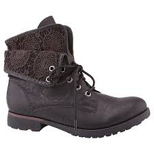 womens hiking boots target s z bobo foldover ankle boots target becca