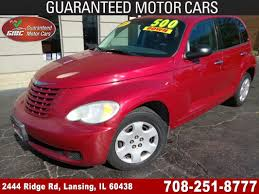 used 2009 chrysler pt cruiser in lansing