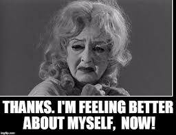 Thanks Baby Meme - whatever happened to baby jane imgflip