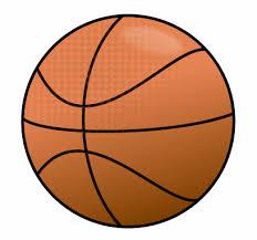 drawing cartoon basketball