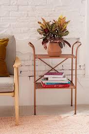 rustic metal coffee table rustic metal side table urban outfitters