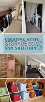 creative attic storage lpc survival