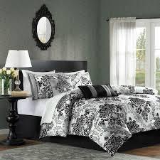 Best Damask Comforters Images On Pinterest Comforters - Damask bedroom ideas