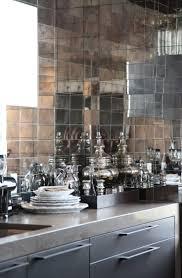 mirror backsplash kitchen antique mirror backsplash photogiraffe me
