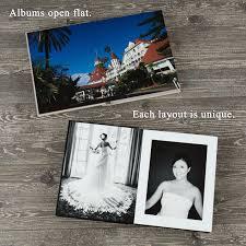 Art Leather Wedding Albums Red Leather Wedding Album Woodstock Albums
