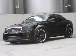 white cadillac cts black rims cadillac cts 2005 black trends car