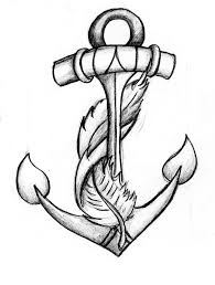 image result for anchor with feather meaning