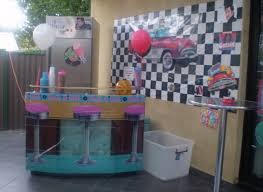 decoration ideas grease themed party get lots of fun with grease
