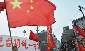 China Flag Ww2 Sight Of Chinese Flags Continues To Rankle In Taiwan Asia Times