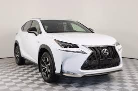 lexus nx ultra white new 2017 lexus nx 200t for sale richmond hill on
