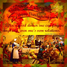 happy thanksgiving for friends oscar wilde a friend is a gift