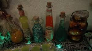 potion bottles for halloween ultimate harry potter party apothecary hello kristina