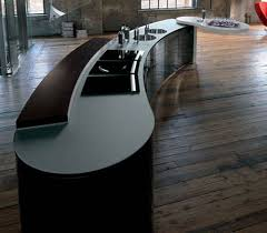 curved island kitchen designs kitchen design curved and rounded kitchen for small modern