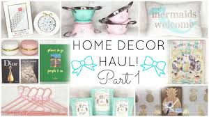 home decor haul part 1 homegoods tj maxx target hobby
