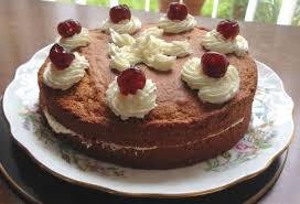 Victoria Sponge Fiona Cairns Recipe A Very Melly Bake