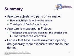 How Much Light Does Your by Aperture Part 1 Of The Photographic Golden Triangle 1copyright