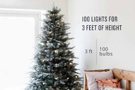 how many lights do i need for my christmas tree buying guides
