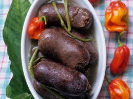 comment cuisiner le boudin noir boudin noir antillais facile et pas cher recette sur cuisine actuelle