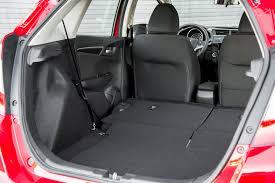 car seat honda fit 2015 honda fit ex review term update 5 motor trend