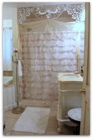 shabby chic shower curtains foter