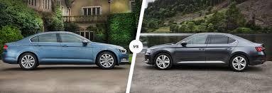 volkswagen phideon price vw passat vs skoda superb compared carwow