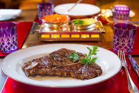 cuisine steak steak at tables grand hyatt erawan commecestbon com