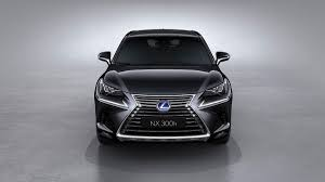 lexus nx200t white lexus unveils refreshed 2018 nx300 and nx300h at the shanghai