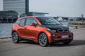 bmw 3i electric car bmw i3 electric car to get longer range year ceo says