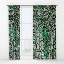 30 Curtains Spider Window Curtains Society6