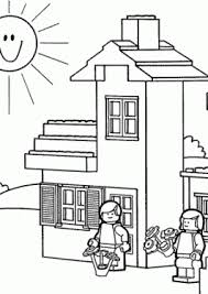 lego coloring pages kids print color
