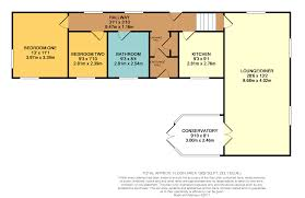 2 bedroom detached bungalow for sale in church lane mapperley