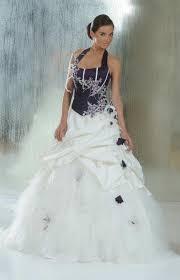 robe de mari e bicolore annnie couture robe de mariee bustier jupe ivoire aubergine