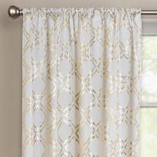 Gold And White Curtains Curtain White And Gold White And Gold Curtains Inside White And