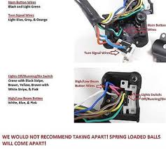 8 wire turn signal switch wiring diagram wiring diagram simonand