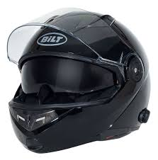 motorcycle equipment bilt techno bluetooth modular helmet cycle gear