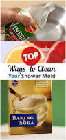 Best Way To Remove Mould From Bathroom Ceiling Top Ways To Clean Your Shower Mold Shower Mold Clean Shower And