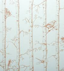 birch wrapping paper wrapping paper birch grove tender blue hieronymus
