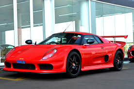 rare supercars noble m400 anyone a very rare site