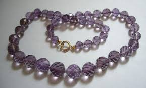 amethyst necklace beads images Jewels collecting dust beads JPG