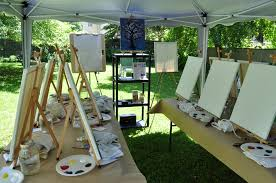 outdoor paint parties upaint events
