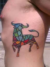 42 best taurus zodiac tattoo images on pinterest taurus tattoos