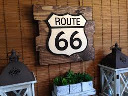 28 route 66 home decor route 66 woven throw blanket vintage route 66 home decor wall art route 66 home decor rustic decor wood by