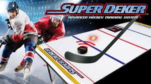 Shoot Out The Lights Superdeker Advanced Hockey Training System By Mark Simonds Mark