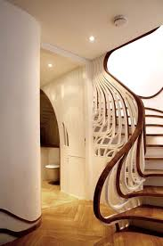 decorating ideas awkaf fashionably round stair also metal stairs