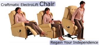 electric reclining lift chair benefits craftmatic electrolift