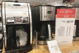 cuisinart kitchen appliances only 49 99 shipped at macy u0027s reg