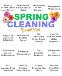 spring cleaning tips spring cleaning tips ideas pinkwhen