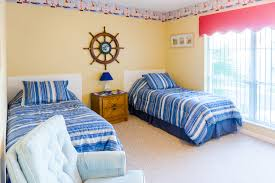 Two Twin Beds by 2nd Bedroom Madeira Beach Yacht Club Condo Rental
