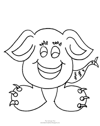 monsters coloring pages getcoloringpages com